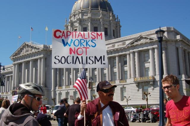Tea Party Socialism