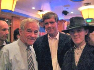 Ron Paul and racist kkk Don Black