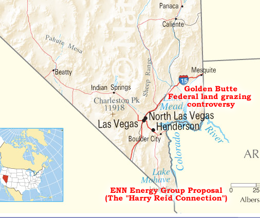nevada chinese solar harry reid