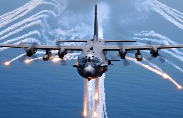 AC 130 - Benghazi