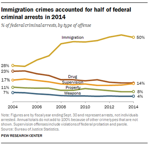immigration crimes border